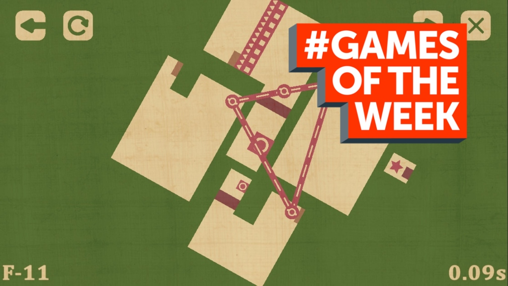 GAMES OF THE WEEK - The 5 best new mobile games for iOS and Android - October 15th 2020