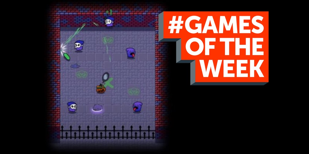 GAMES OF THE WEEK - The 5 best new mobile games for iOS and Android - October 22nd 2020