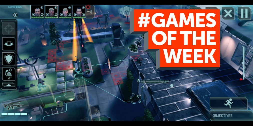 GAMES OF THE WEEK - The 5 best new mobile games for iOS and Android - November 11th 2020