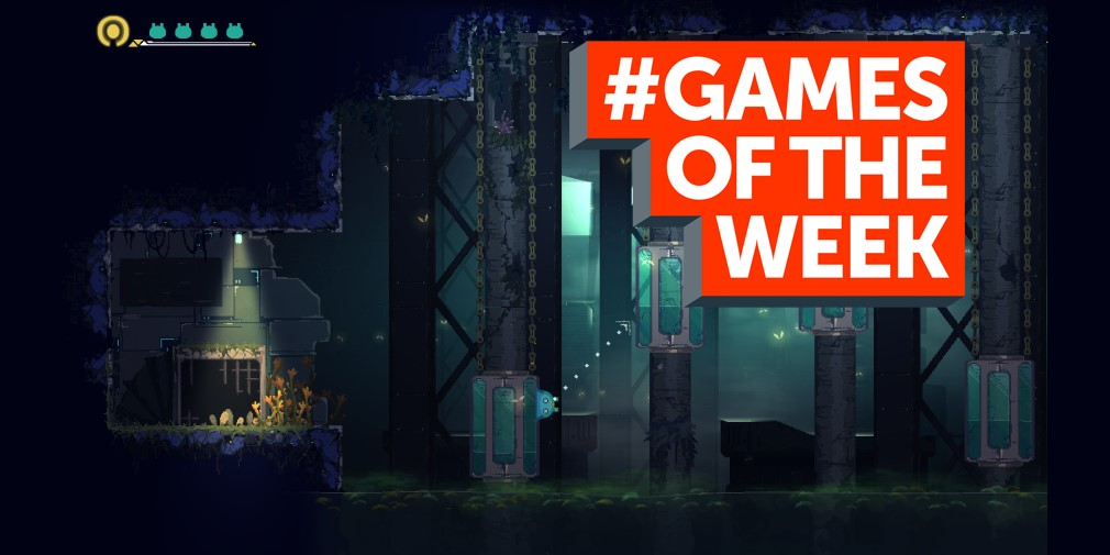 GAMES OF THE WEEK - The 5 best new mobile games for iOS and Android - November 13th 2020