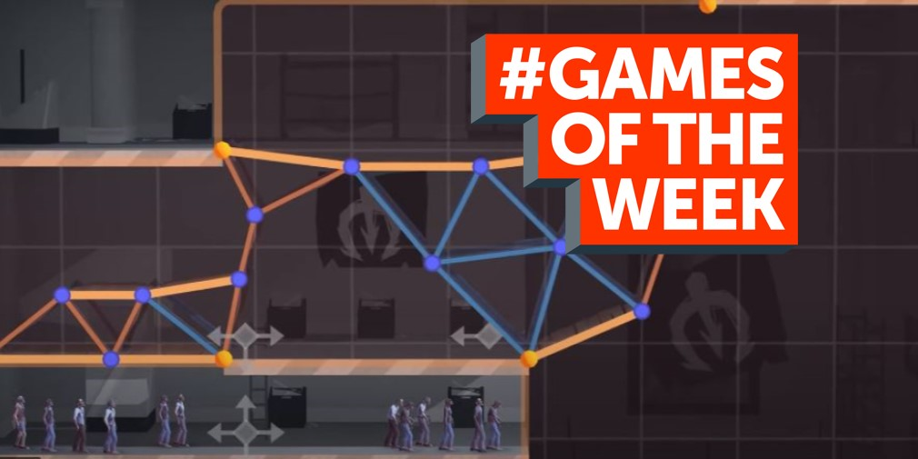 GAMES OF THE WEEK - The 5 best new mobile games for iOS and Android - November 19th 2020