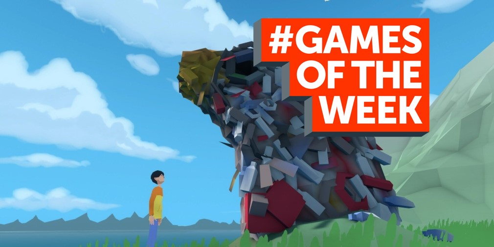 GAMES OF THE WEEK - The 5 best new mobile games for iOS and Android - November 26th 2020