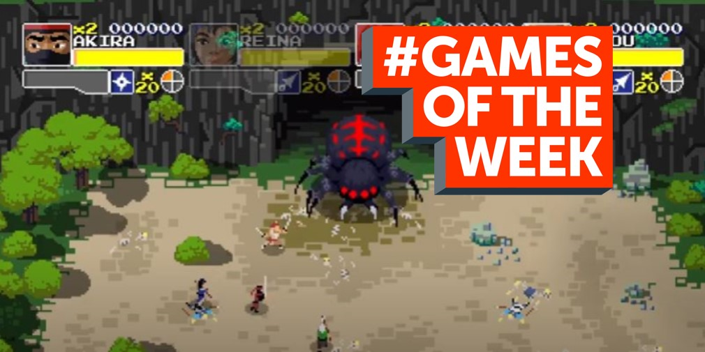 GAMES OF THE WEEK - The 5 best new mobile games for iOS and Android - January 21 2021
