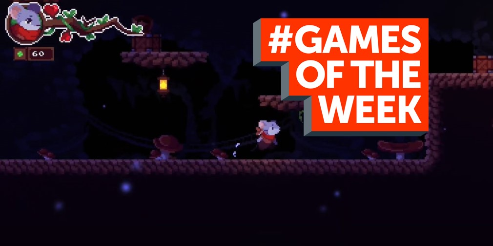 GAMES OF THE WEEK - The 5 best new mobile games for iOS and Android - January 28 2021