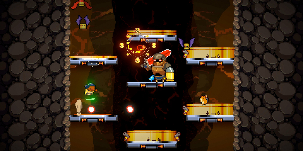 All-new Apple Arcade exclusive games revealed at 'By Innovation Only' includes Exit the Gungeon and Rayman Mini