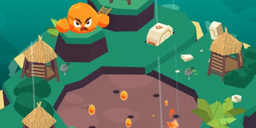 Two Apple Arcade games have had big updates this week - Down in Bermuda and Sneaky Sasquatch