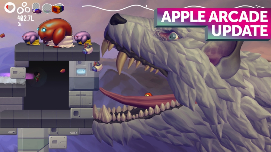 Apple Arcade's latest batch of updates sees new content for Word Laces, Lifeslide, EarthNight and more