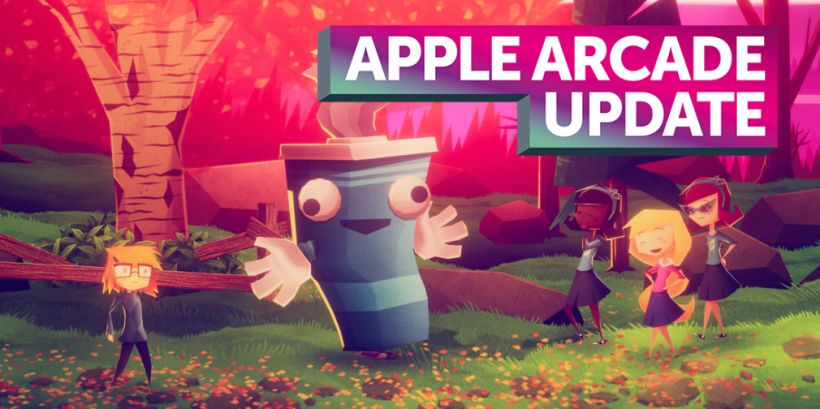 Apple Arcade weekly update: Jenny LeClue, Roundguard, Agent Intercept, Secret Oops!