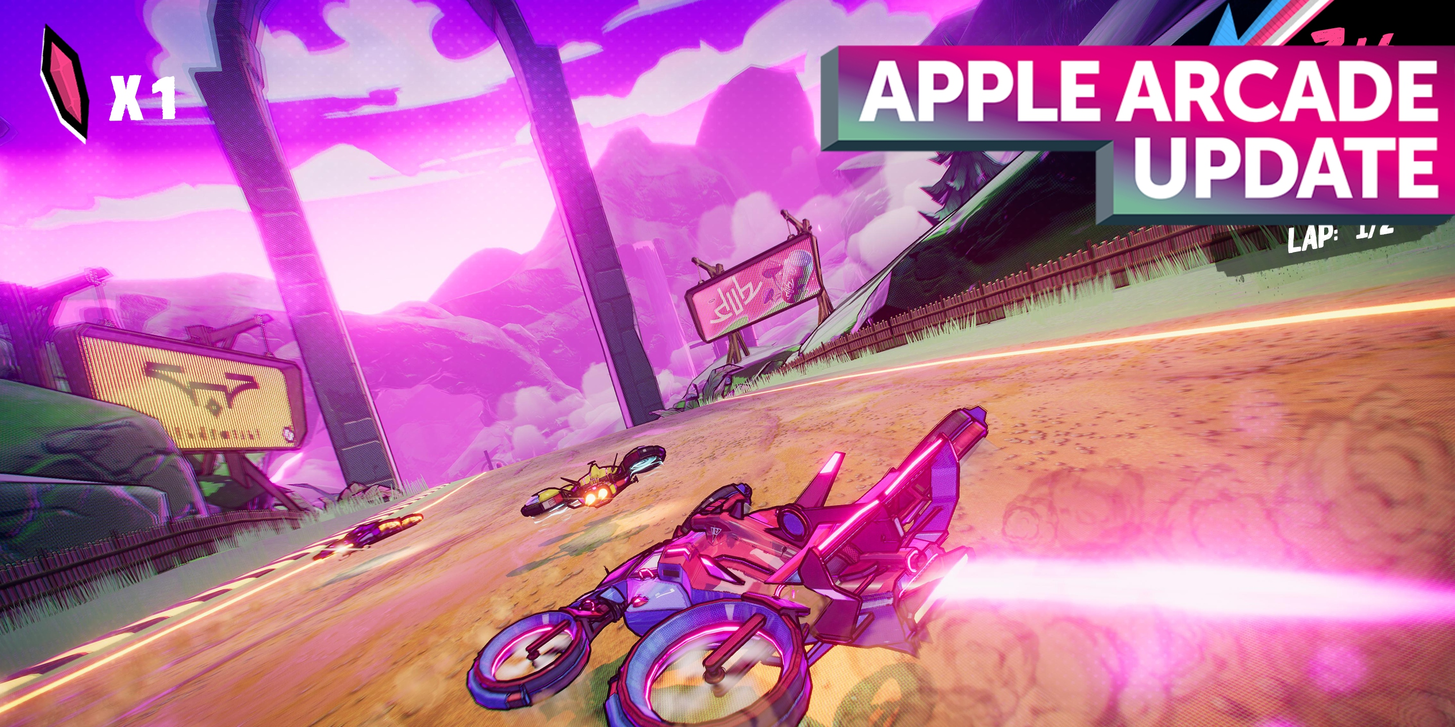 Apple Arcade weekly update: Warp Drive, The Pinball Wizard, Sneaky Sasquatch and more