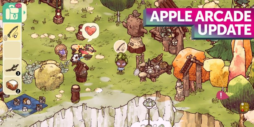 Apple Arcade weekly update: LEGO Brawls, Crossy Road Castle, Charrua Soccer and Cozy Grove