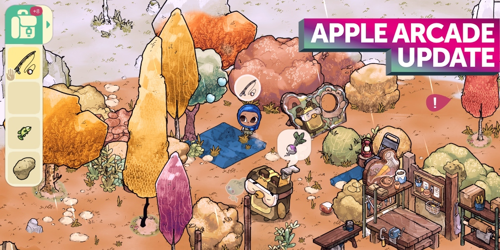 Apple Arcade weekly update: Cozy Grove, Butter Royale, Patterned, Slash Quest and Dear Reader