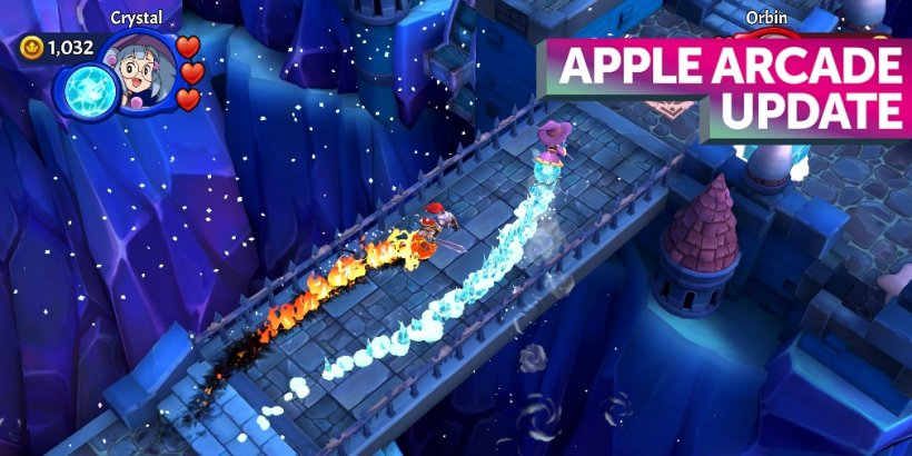 Apple Arcade weekly update: The Last Campfire, tint., Marble Knights, LEGO Brawls and more