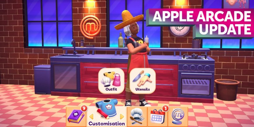 Apple Arcade weekly update: Layton's Mystery Journey, MasterChef: Let's Cook, Crossy Road and more