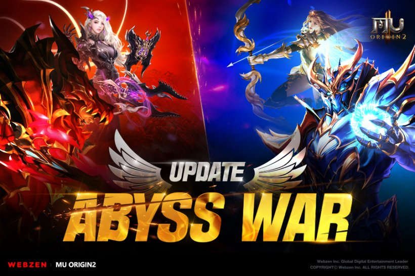 MU Origin 2's latest update introduces new Abyss events to tackle with your guildmates