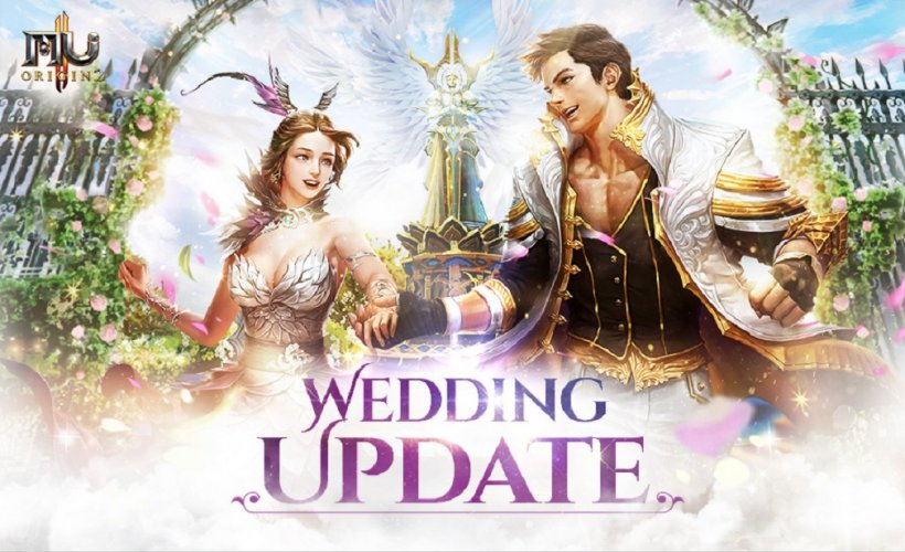MU Origin 2's latest update lets you get married, awaken your equipment and a whole lot more
