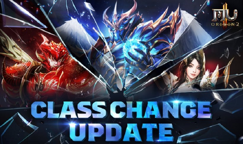 MU Origin 2 now lets you change your class in new update, along with costume evolution, level cap expansion, and a new map