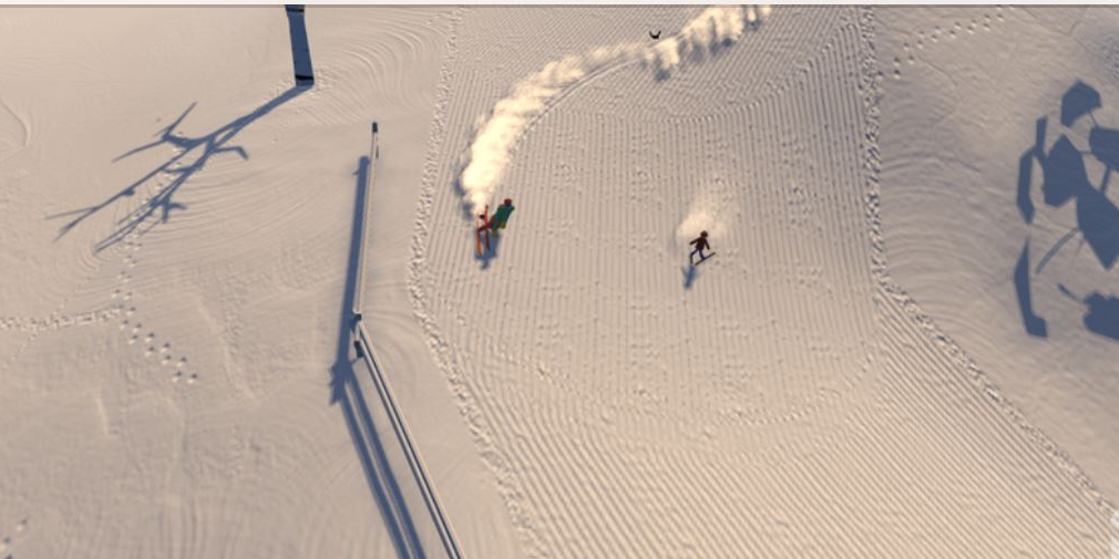 Grand Mountain Adventure: Tips for this beautiful snowboarding open world