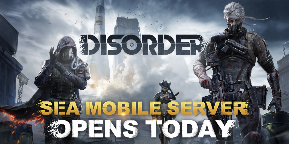 Disorder, NetEase's hotly-anticipated shooter, launches for iOS and Android in select regions