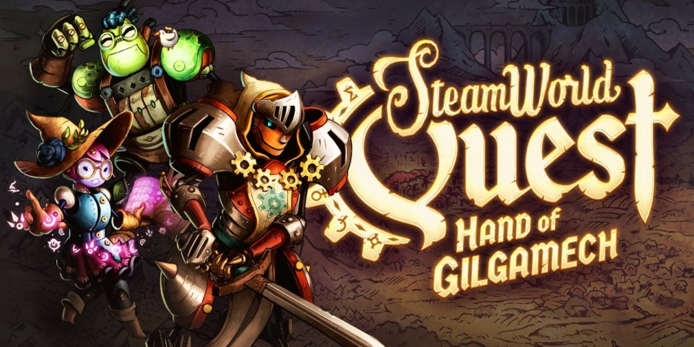 SteamWorld Quest: Hand of Gilgamech, the card-based RPG, is now available for iOS