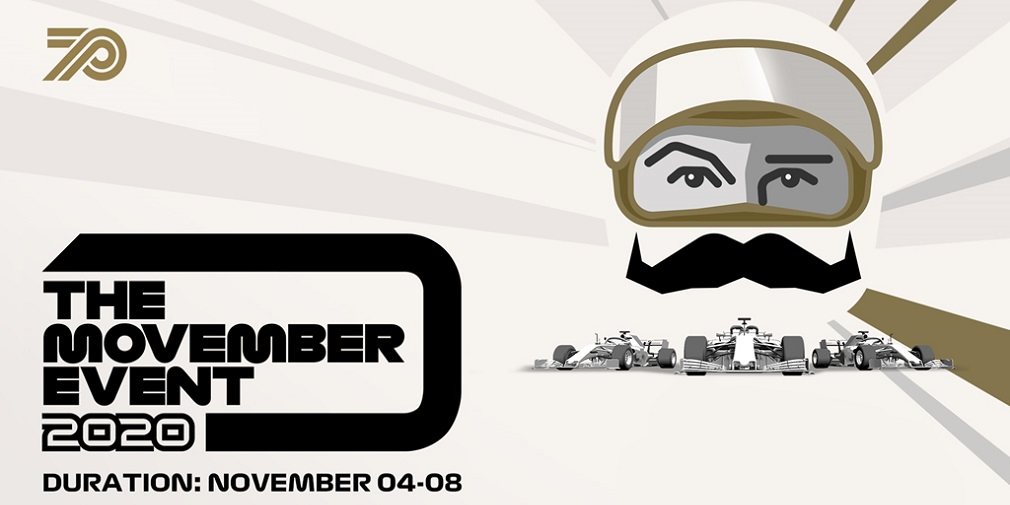 F1 Manager collaborates with Movember for special event