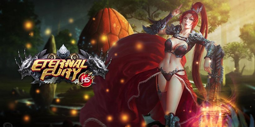 Eternal Fury adds valuable features and a special code for freebies in latest update
