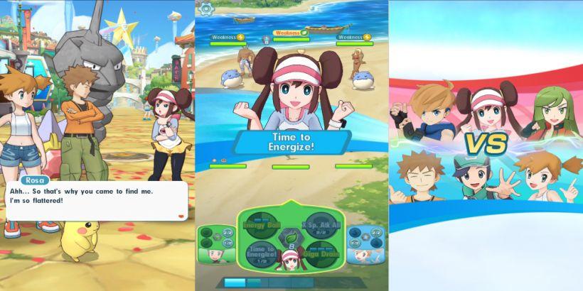 Pokemon Masters cheats, tips - Full list of EVERY Pokémon sync-pair