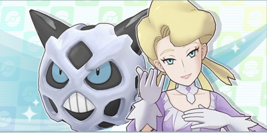 Glacia and Glalie arrive in Pokemon masters alongside an Ice-Type event
