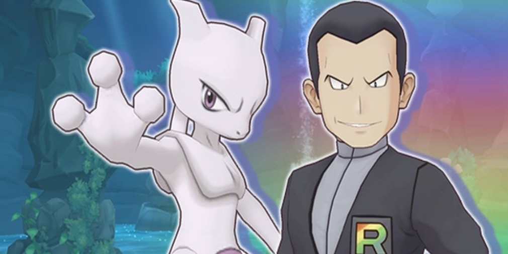 Pokemon Masters' Lurking Shadow event has started today bringing Giovanni and Mewtwo to the game