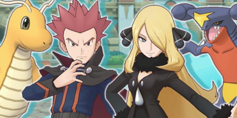 Pokemon Masters dataminers have uncovered potential Sync Pairs for January