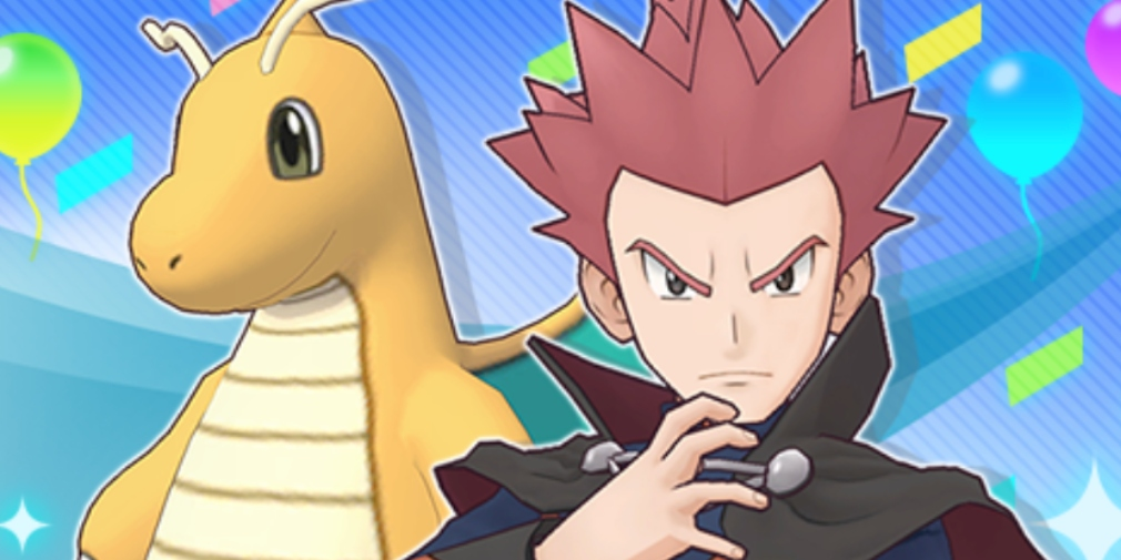 Pokemon Masters adds Lance and Dragonite to the game ahead of the upcoming Solgaleo Legendary Event