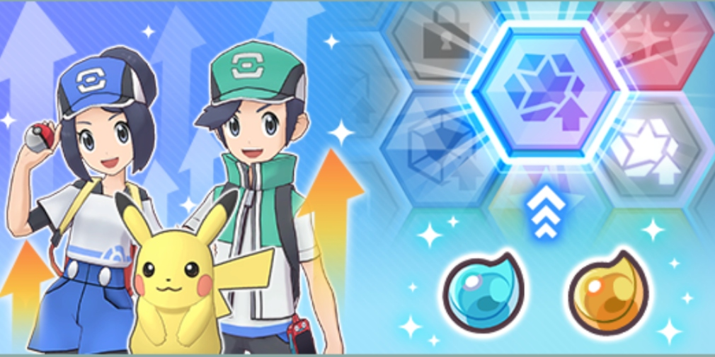 Pokemon Masters' latest update introduces the Sync Grid, a new Sync Pair, an EX challenge and more