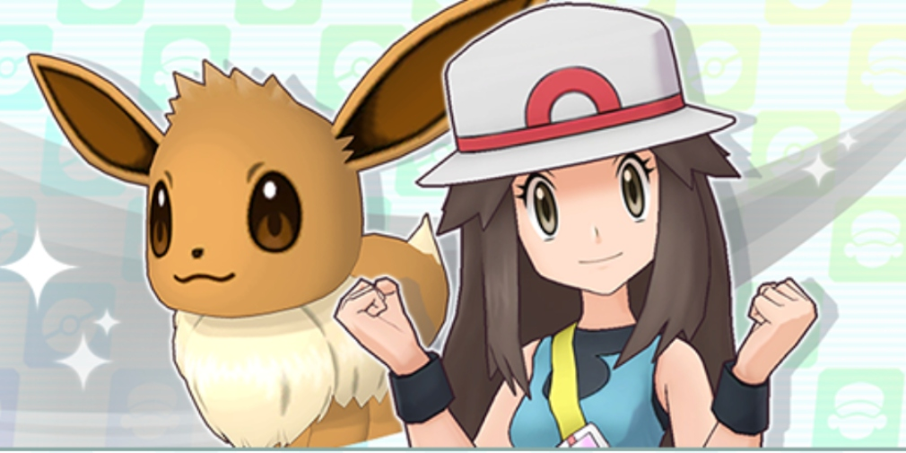 Pokemon Masters sees the addition of Leaf & Eevee alongside the expansion of Pryce & Seel's Sync Grid today