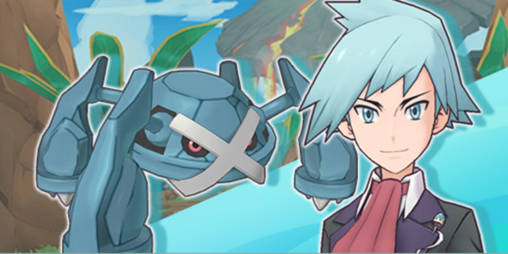 Pokemon Masters sees the return of Steven & Metagross' Poke Fair Scout alongside a Steel-Type Training Event