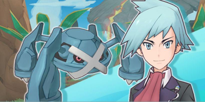 Pokemon Masters sees the return of Steven & Metagross' Poke Fair Scout alongside a Steel-Type Training Event