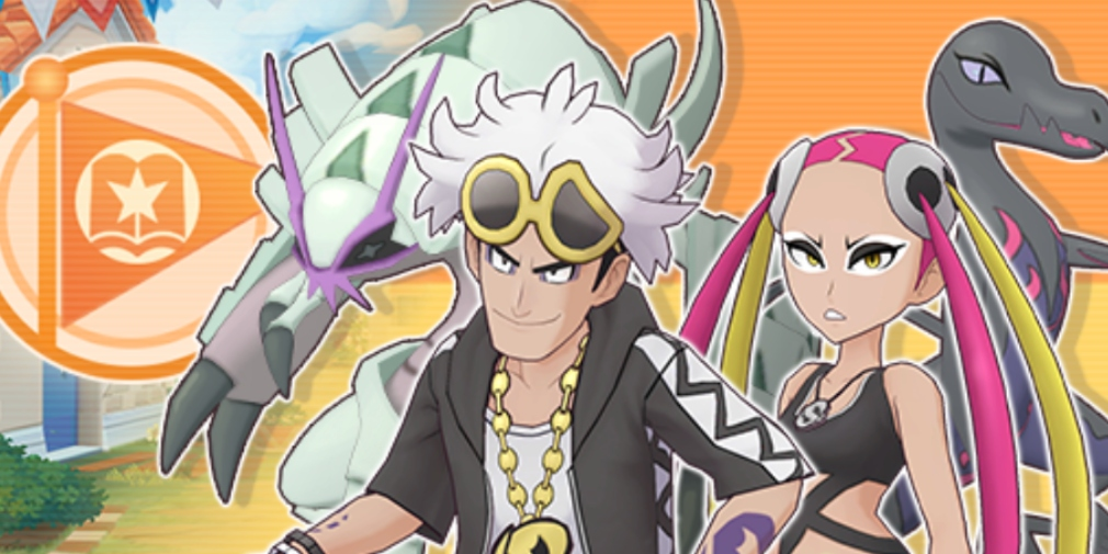 Pokemon Masters adds two new Sync Pairs from Team Skull to the game alongside an accompanying Story Event