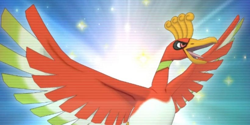 Pokemon Masters' latest Legendary Event featuring Ho-Oh has begun alongside adding a new Sync Pair and Battle Villa Halls