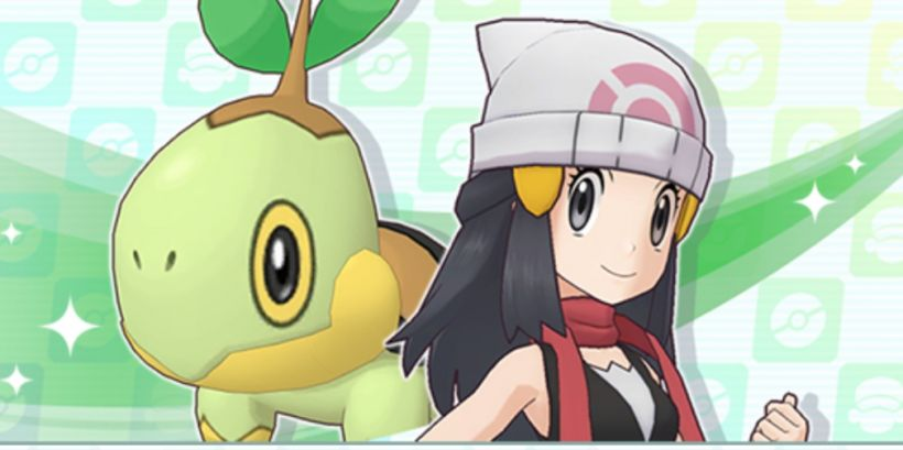 Pokemon Masters' latest Sync Pair is Dawn and Turtwig, with their arrival being celebrated in a new story event