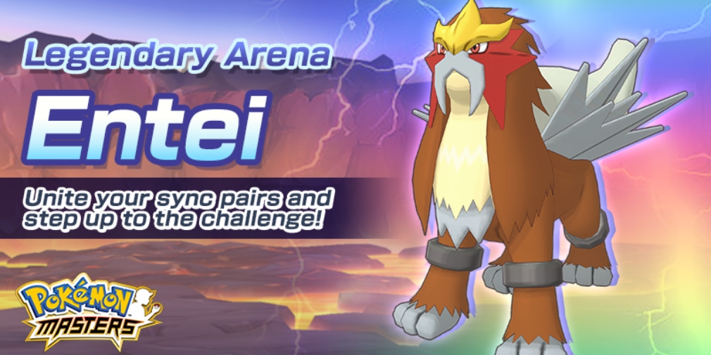 Pokemon Masters' Legendary Arena has arrived alongside a new Sync Pair and Story chapter