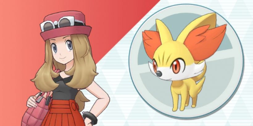 Pokemon Masters' latest update welcomes Serena and Fennekin to Pasio alongside a new Story Event