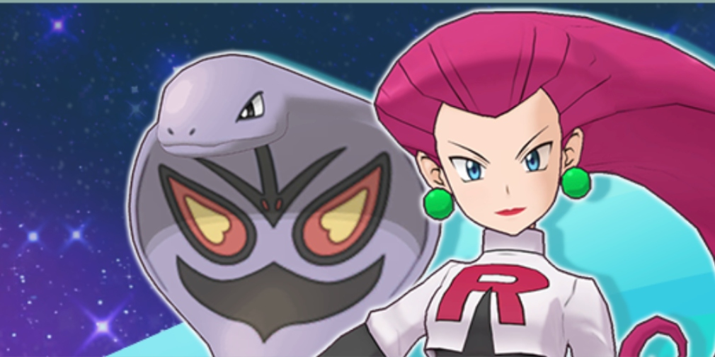 Pokemon Masters' latest event, Double Trouble, sees Jessie & Arbok arrive on Pasio as a free Sync Pair