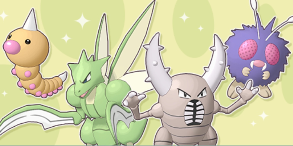 Pokemon Masters' Bug-Type Egg Event is now underway, with Scyther, Pinsir, Weedle and Venonat all obtainable
