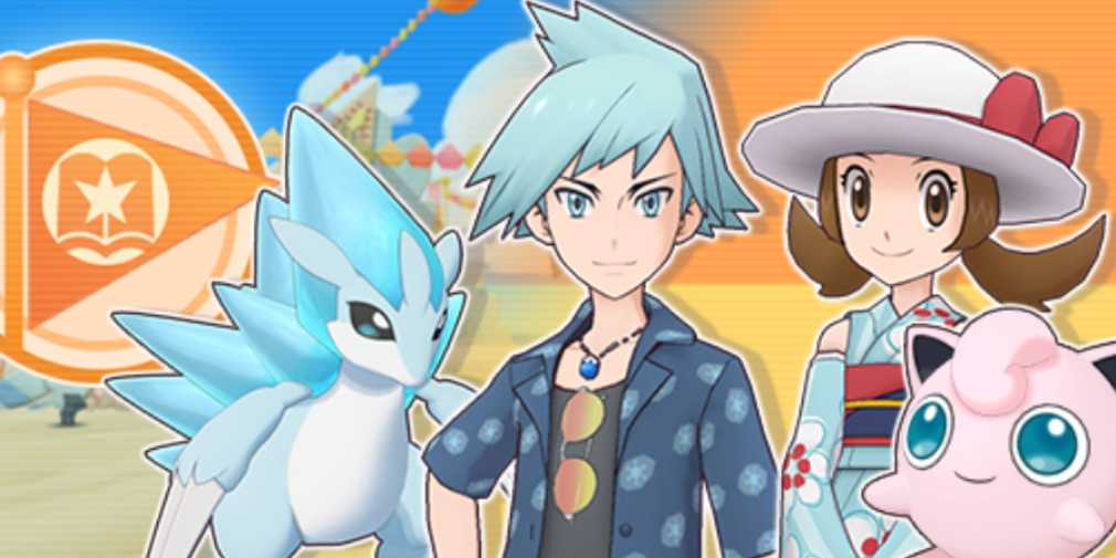 Pokemon Masters' Summer Superstars event is underway, introducing seasonal versions of Steven and Lyra