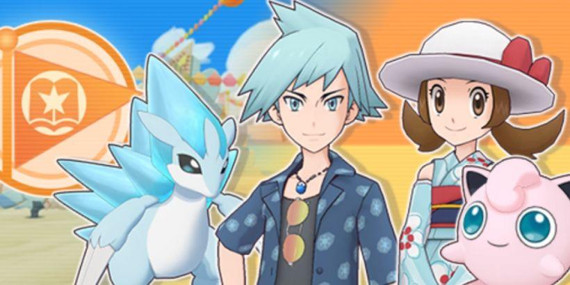Pokemon Masters' Summer Superstars event is underway, introducing seasonal versions of Steven and Lyra