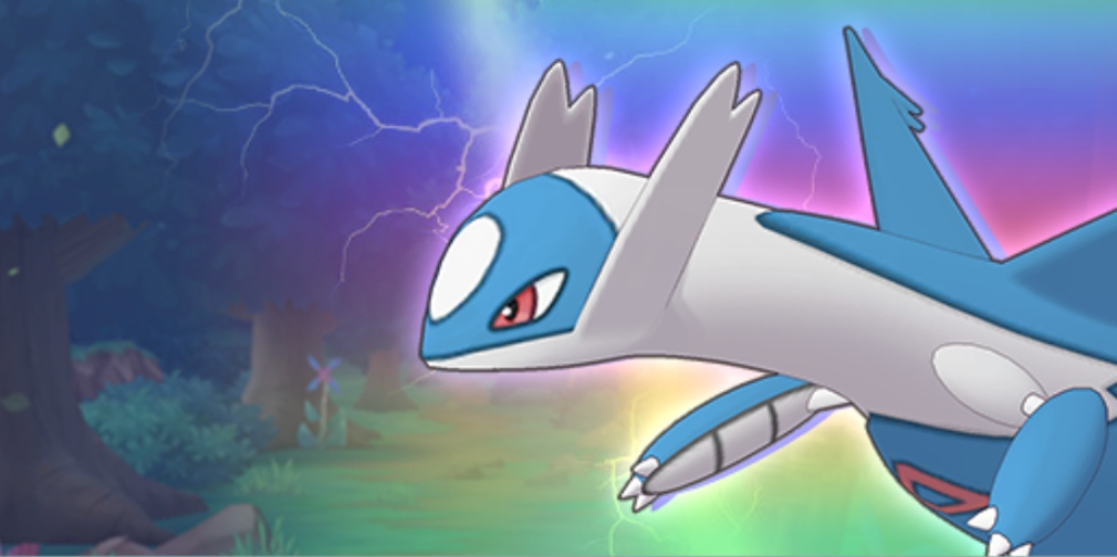 Pokemon Masters' latest Legendary Arena Event featuring Latios is underway now