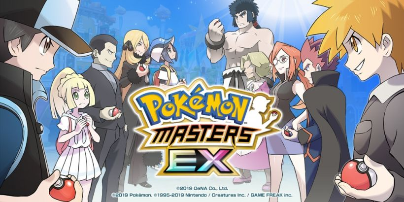 Pokemon Masters Ex will add four new Sync Pairs over the next month including Leon & Charizard