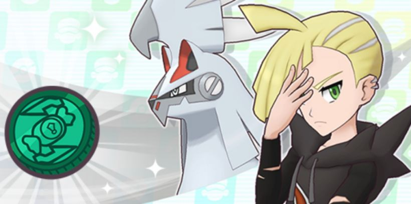 Pokemon Masters EX's latest Sync Pair addition is Gladion & Silvally