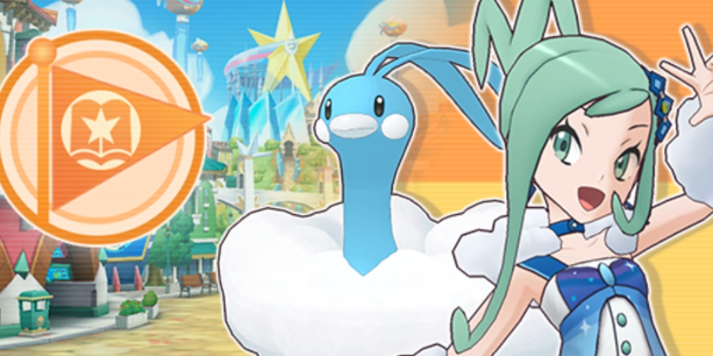 Pokemon Masters Ex's latest event marks the arrival of new Sync Pair Lisia & Altaria