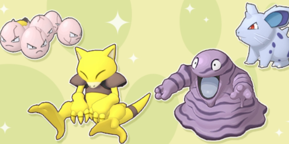 Pokemon Masters EX's latest event will see players collecting Eggs that will hatch into either a Poison or Psychic-Type