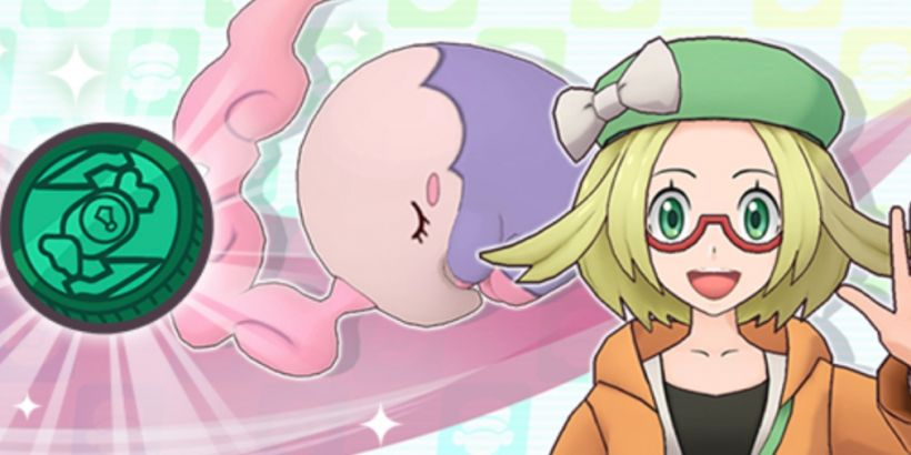 Pokemon Masters EX's latest update sees Bianca & Musharna arrive on Pasio
