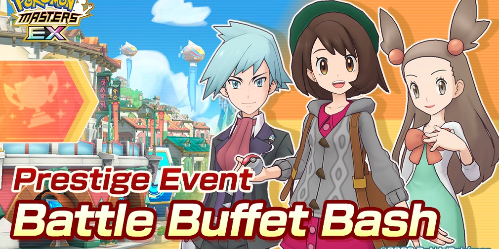 New Pokémon Masters EX event adds Sword and Shield characters